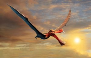 This frightening 'mythical beast' was Australia's biggest flying reptile