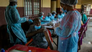 Ebola infection in survivors can trigger episodes years after disease