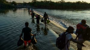 US to move forward 'evacuation trips' for transients abandoned at Texas connect