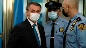 No coup risk for Brazil, from his side, Bolsonaro says