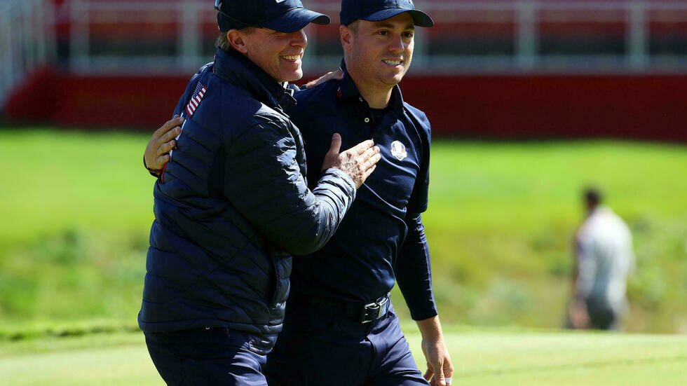 USA counters Europe fightback to stretch lead at Ryder Cup