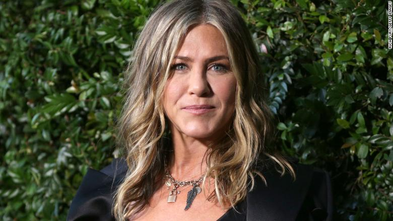 Jennifer Aniston wishes her next affection isn't 'really someone in the business'