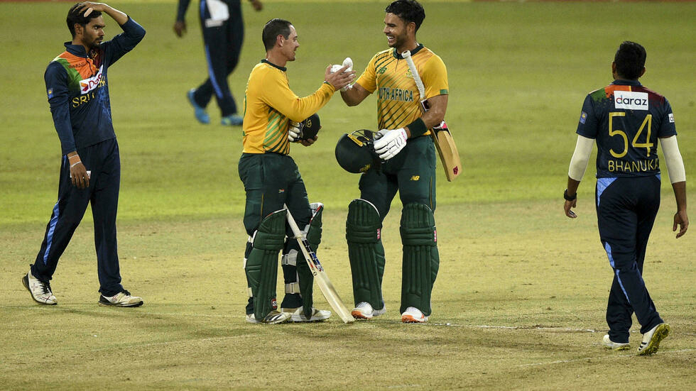 South Africa annihilate Sri Lanka to clear T20 series