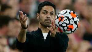 Arteta says Norwich game is 'must-win' for absolute bottom Arsenal