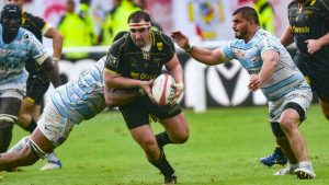 Ruthless Herron boots Biarritz to victory over Racing