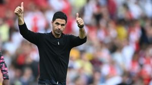 Arteta sees reason to have some hope for Arsenal