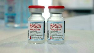 Moderna Covid antibody edges Pfizer in new US research