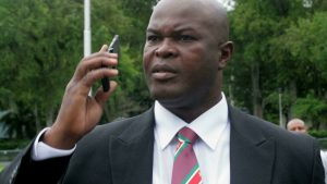 CONCACAF launch probe over Suriname vice-president game