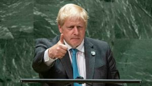 Johnson hails COP26 climate summit as 'turning point for humanity'