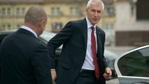WADA boss presses Russia on new initiative, changes in sports