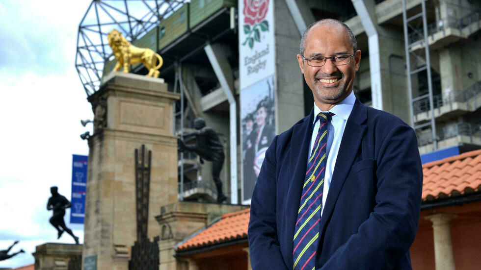 New RFU chair wants to host 2031 Rugby World Cup